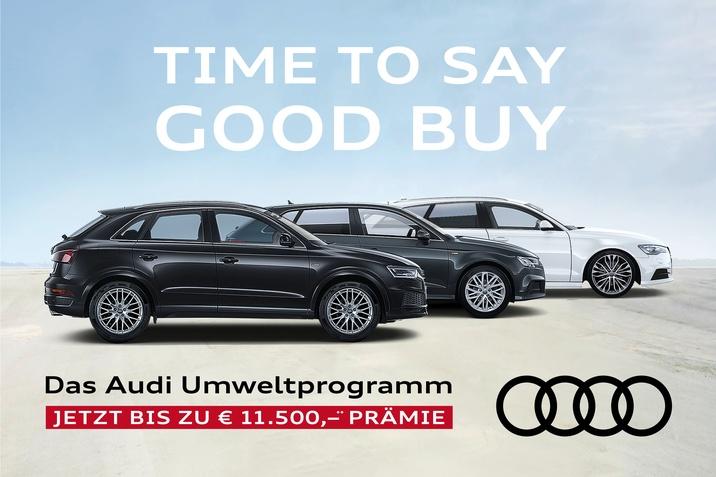 Audi Umweltprogramm